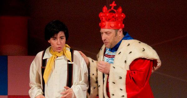 Princové jsou na draka. Foto: Lukáš Trojan